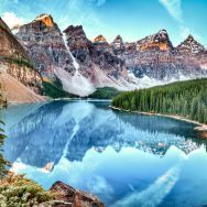 Canadian Rockies by Rail and Trail - National Geographic Expeditions