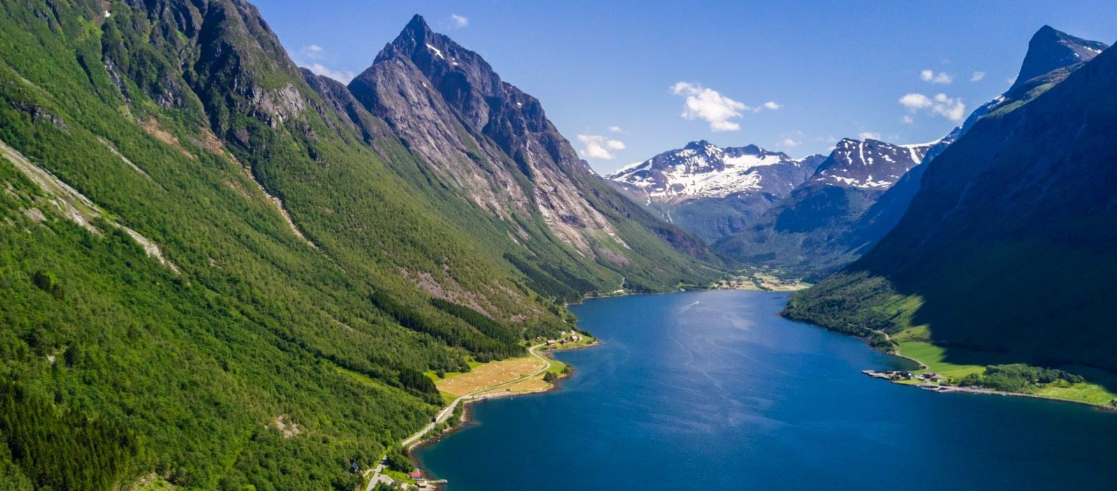 Norway's Trains and Fjords