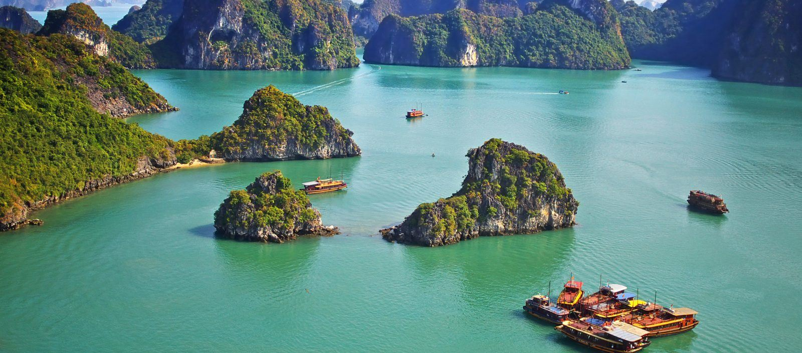 Vietnam, Laos, and Cambodia: Ancient Temples and Natural Wonders