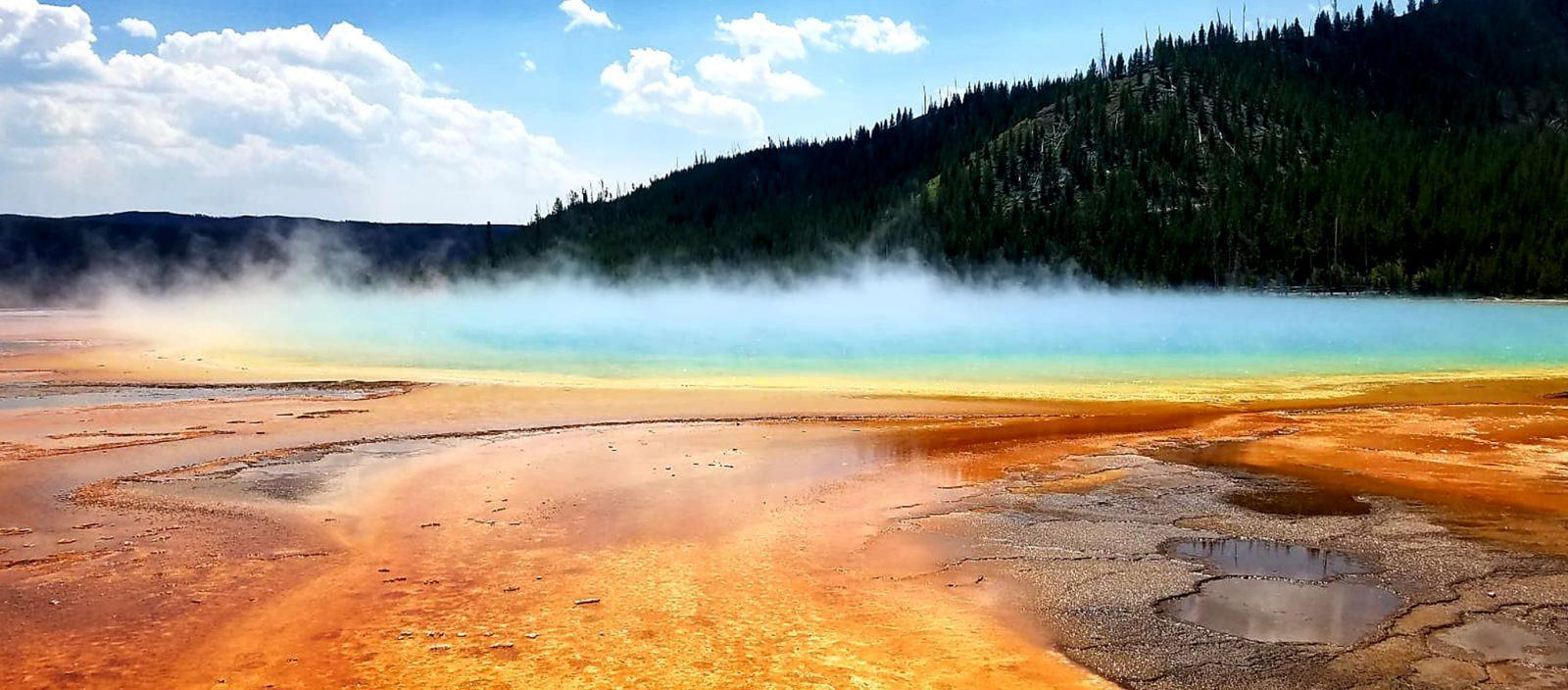 National Parks Family Journey: Yellowstone and Grand Teton