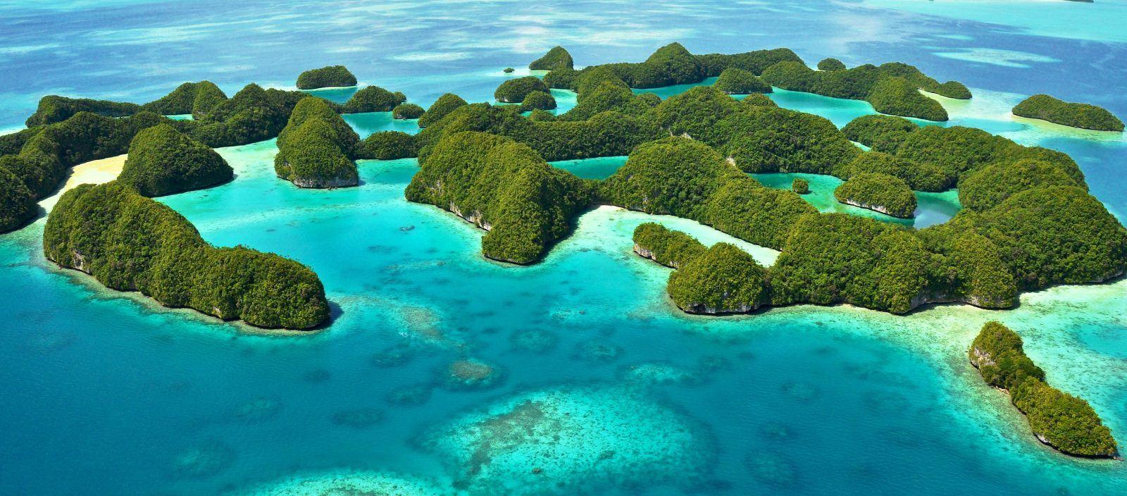 Palau: Snorkelling and Kayaking the Pristine Seas