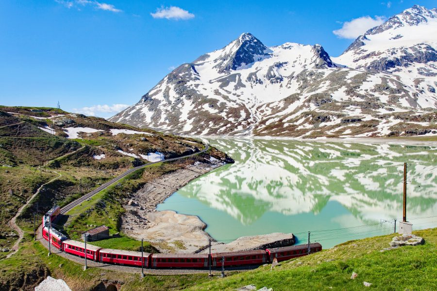 Fun Facts About the Swiss and Italian Alps