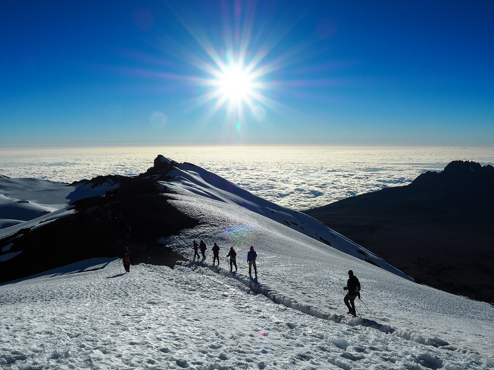 Climbing to the Roof of Africa with National Geographic | National Geographic Expeditions