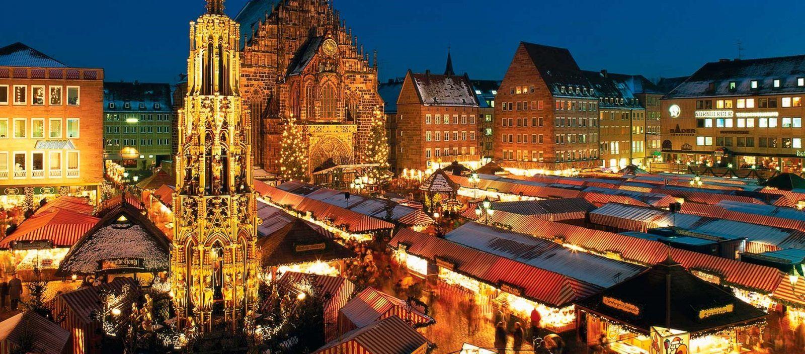 Danube Christmas Markets River Cruise