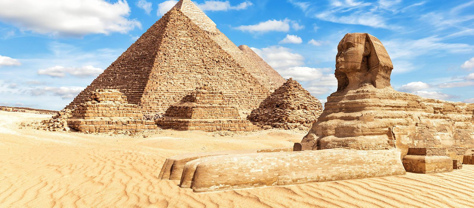Egypt: Ancient Wonders of the Legendary Nile