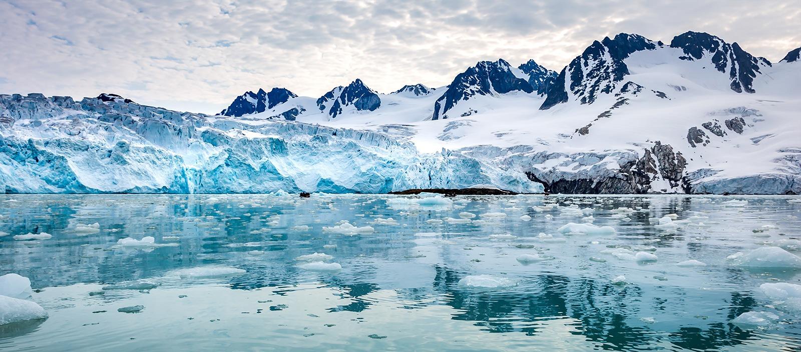 Arctic: Pristine Spitsbergen – Tromsø to Longyearbyen