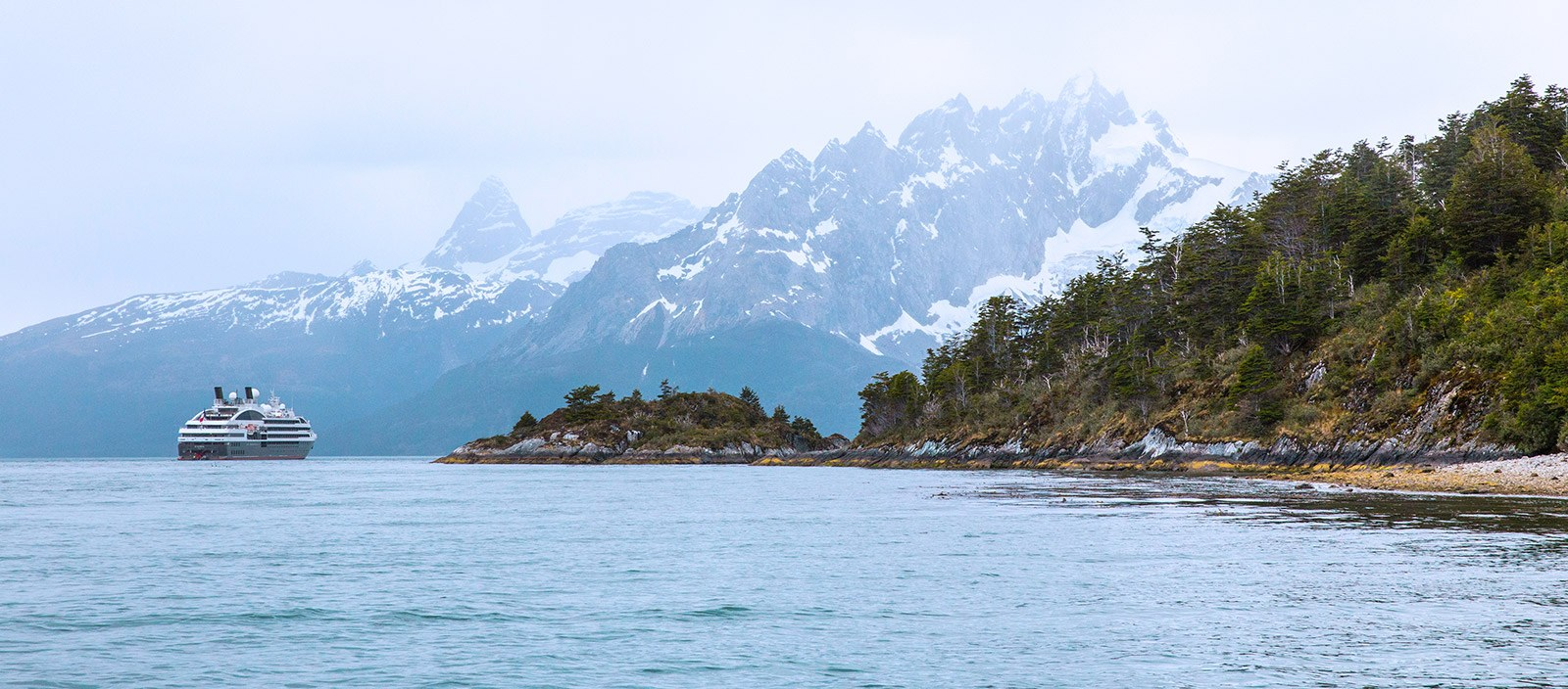 The best of the Chilean Fjords
